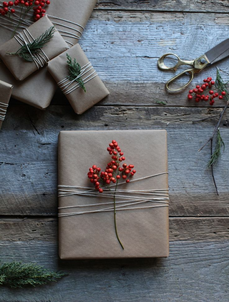 xmas creative wrapping gifts