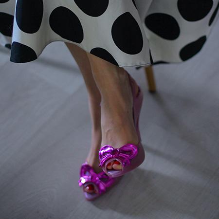 pantofi melissa roz