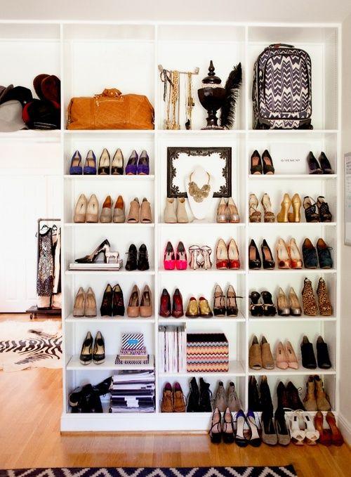 rafturi pantofi