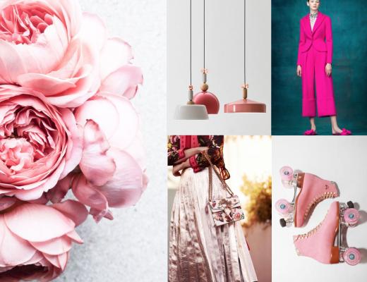 idei pentru 2017 roz