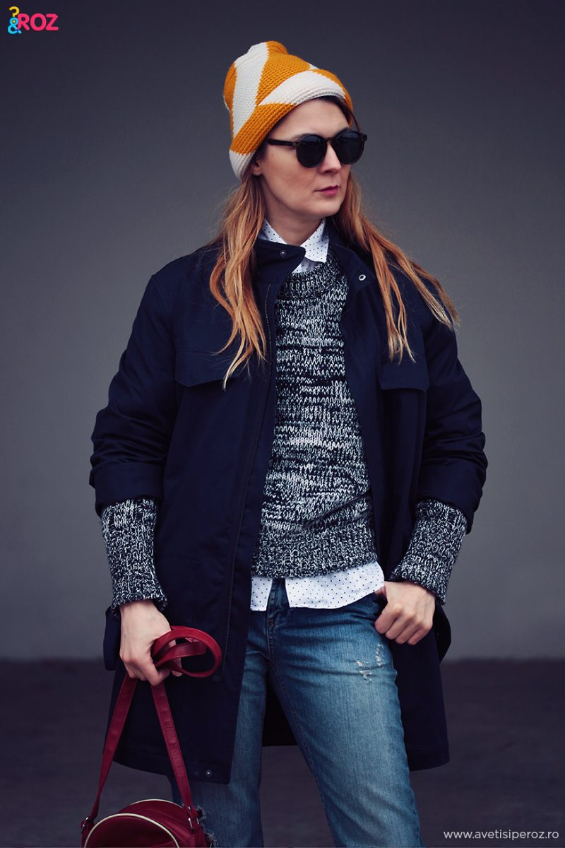 apc jacket outfit