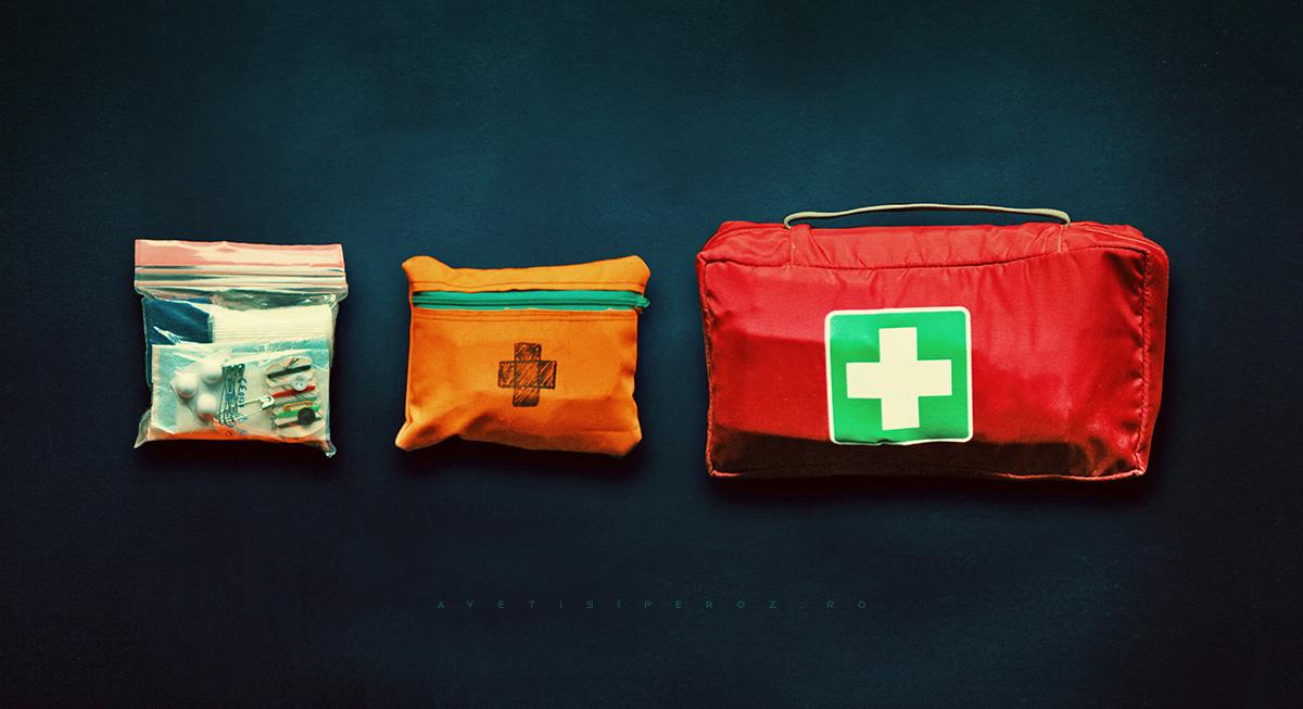 3 truse medicale pentru casa
