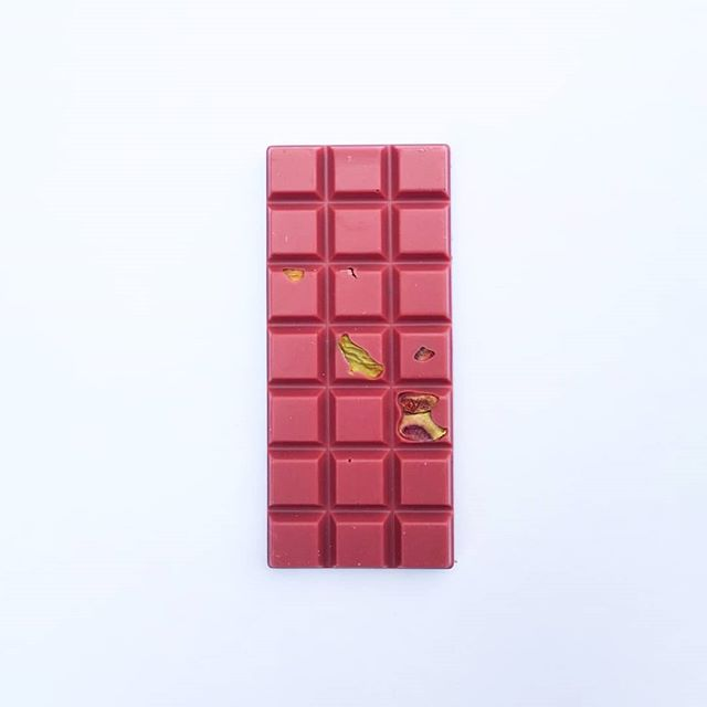 ciocolata roz