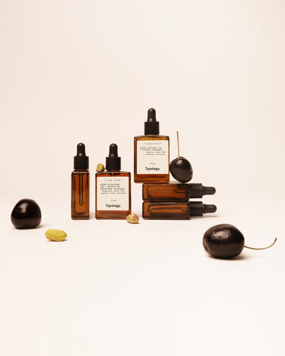 typology cosmetice curate