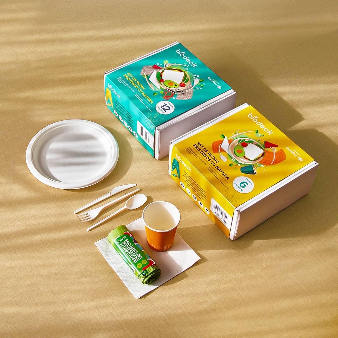 biodeck pachete picnic eco